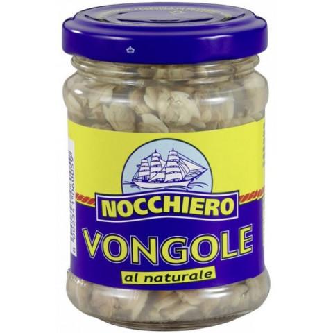 Nocchiero Vongole al Naturale Venusmuscheln in Muschelsud