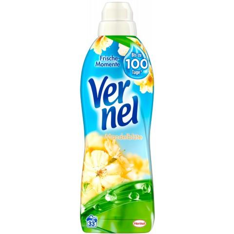 Vernel Frische-Momente Mandelblüte Weichspülerkonzentrat 1L