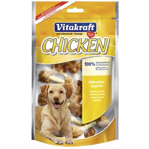 Vitakraft Pure Chicken Hühnchenhanteln 80 g