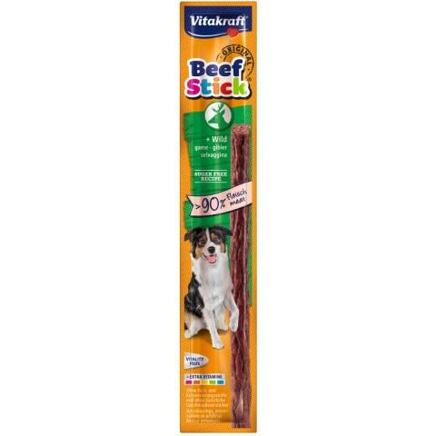 Vitakraft Beef Stick + Wild 12 g