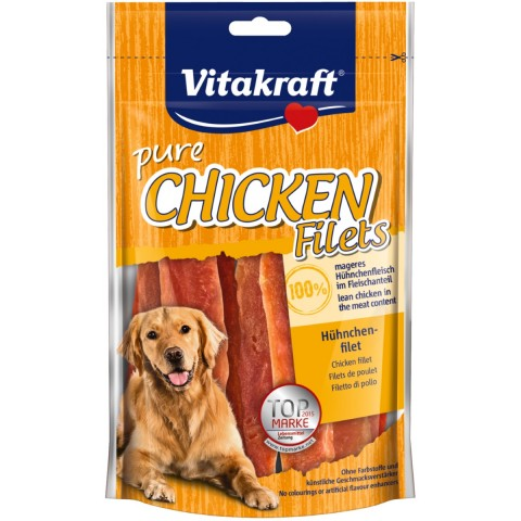 Vitakraft Pure Chicken Filets 80 g