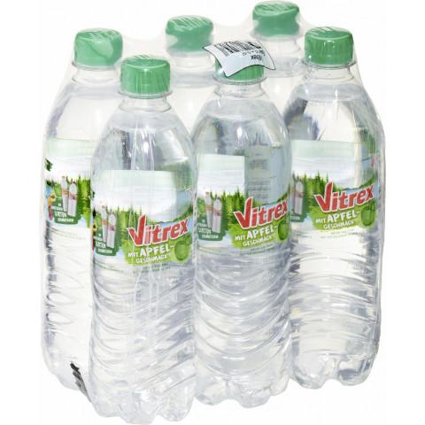 Vitrex Apfel PET 6x 0,5 ltr