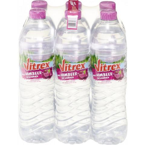 Vitrex Himbeere PET 6x 1,5 ltr