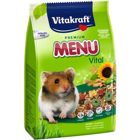 Vitakraft Hamsterfutter Premium Menu Vital 1 kg