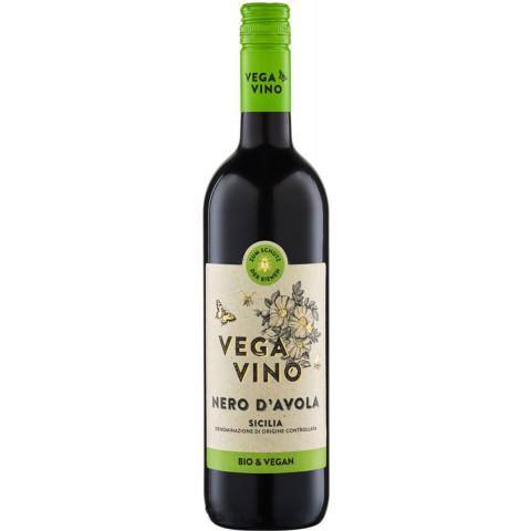 Vega Vino Bio Nero d'Avola DOC trocken 0,75L