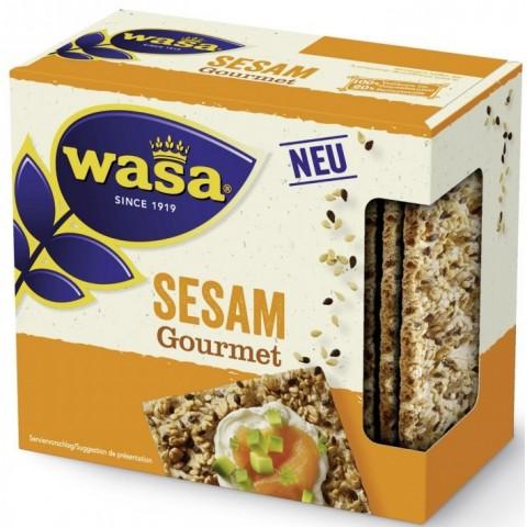 Wasa Knäckebrot Sesam Gourmet 220 g