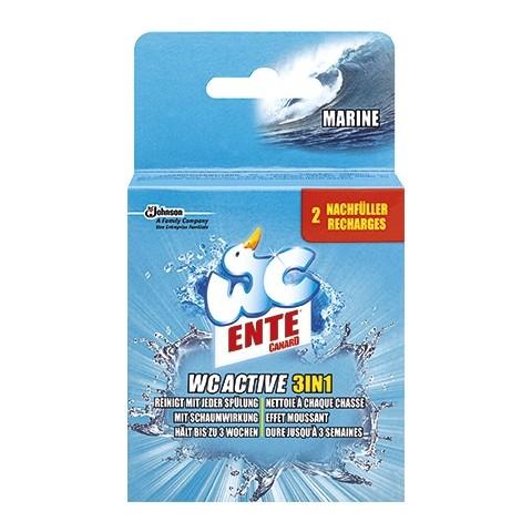 WC Ente WC Active 3 in 1 Marine Nachfüller