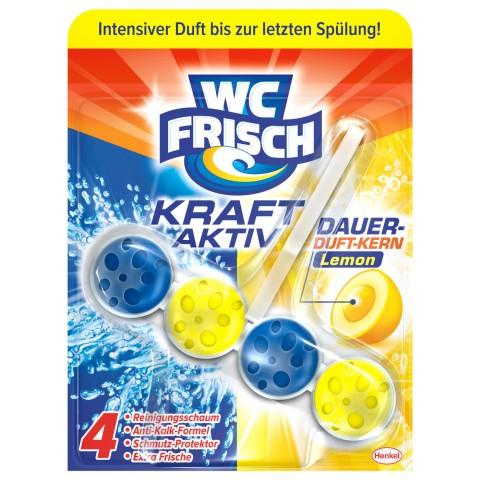 WC frisch Kraft-Aktiv Lemon Duftspüler