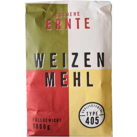 Goldene Ernte Weizenmehl Type 405 1 kg