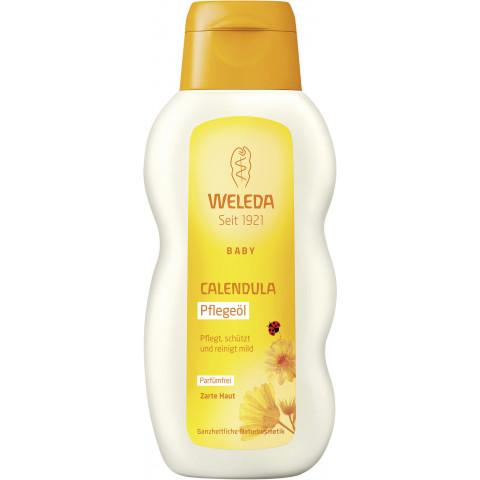 Weleda Baby Calendula Pflegeöl parfümfrei 200 ml