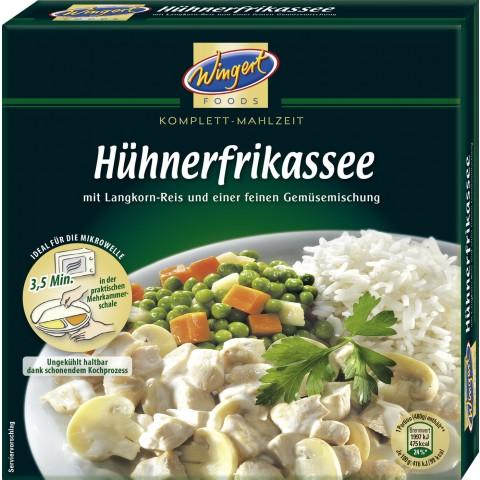 Wingert Foods Hühnerfrikasse 480 g