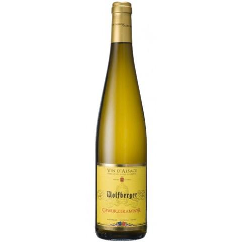 Wolfberger Gewürztraminer d'Alsace 2018 0,75 ltr