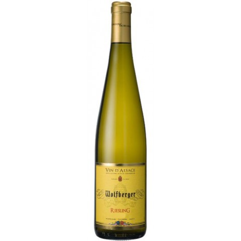 Wolfberger Riesling d'Alsace 2019 0,75 ltr