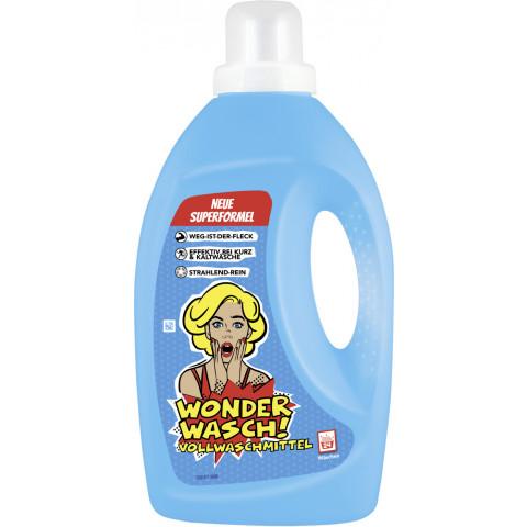 Wonder Wash! Vollwaschmittel flüssig 1,32L 24WL