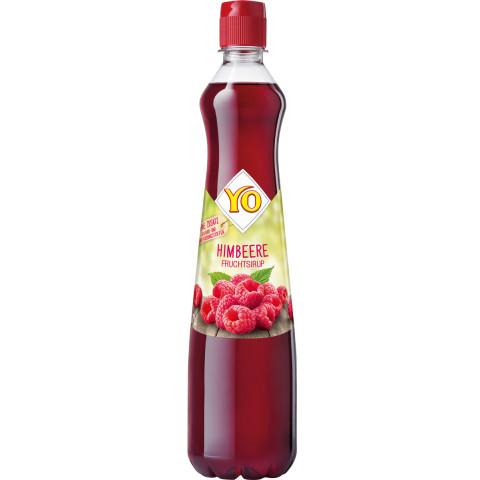 YO Himbeere Fruchtsirup 0,7L