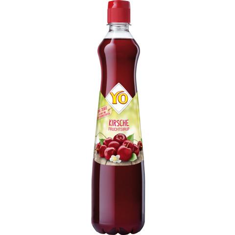 YO Kirsche Fruchtsirup 0,7L