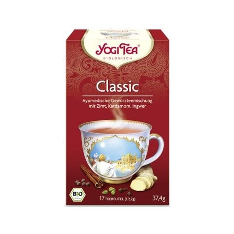 Yogi Tea Bio Classic Cinnamon Spice 17x 2,2 g