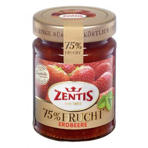 Zentis 75% Frucht Erdbeere