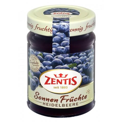 Zentis Sonnen Früchte Heidelbeere 295 g