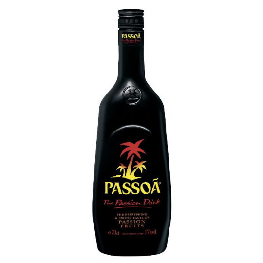 Passoa The Passion Drink 0,7 ltr