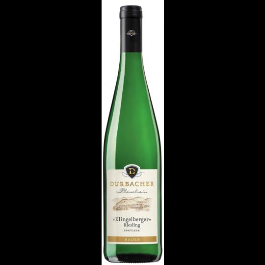 Durbacher Plauelrain Klingelberger Riesling Spätlese 0,75 ltr