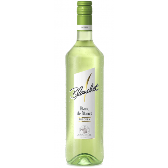 Blanchet Blanc de Blancs Weißwein trocken 0,75 ltr