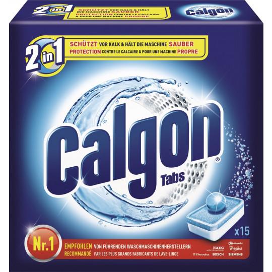 Calgon Wasserenthärter Tabs 2 in 1 15 Stück