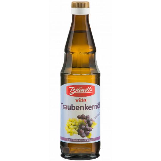 Brändle Vita Traubenkernöl 500 ml
