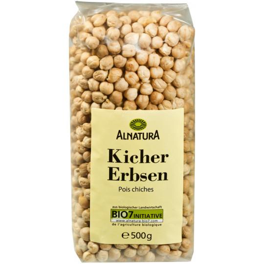 Alnatura Bio Kichererbsen 500G