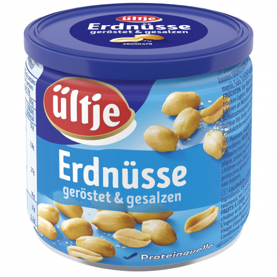 Ültje Erdnüsse geröstet und gesalzen 200 g