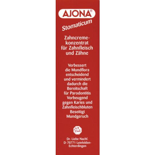 Ajona Medizinisches Zahncremekonzentrat 25 ml