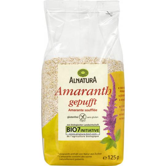 Alnatura Bio Amaranth gepufft 125G