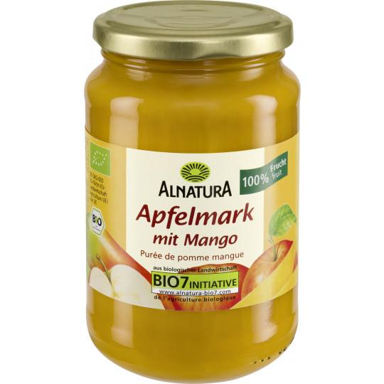 Alnatura Bio Apfelmark mit Mango 360G
