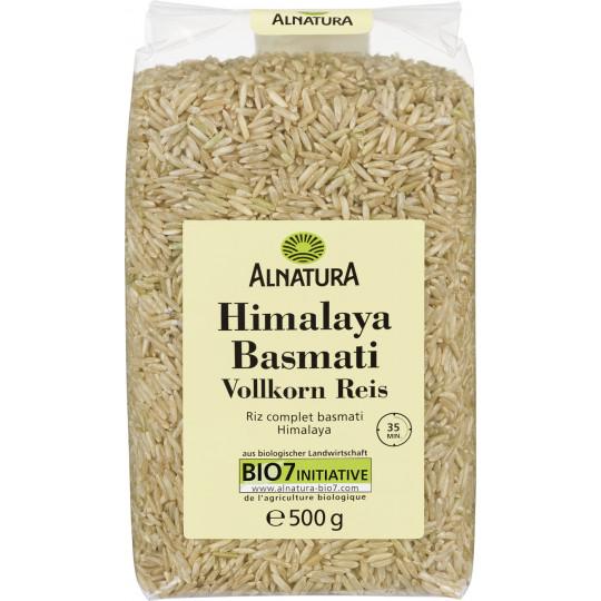Alnatura Bio Himalaya Basmati Vollkorn Reis 500 g