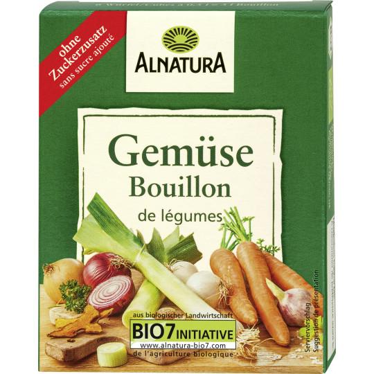 Alnatura Bio Gemüse Bouillon 6x 11G