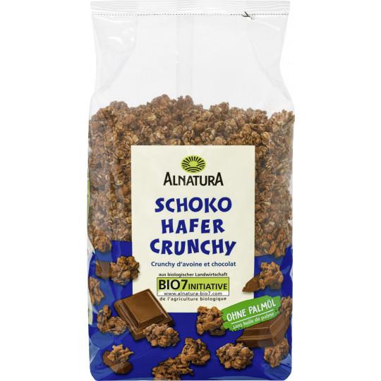 Alnatura Bio Schoko Hafer Crunchy 750G