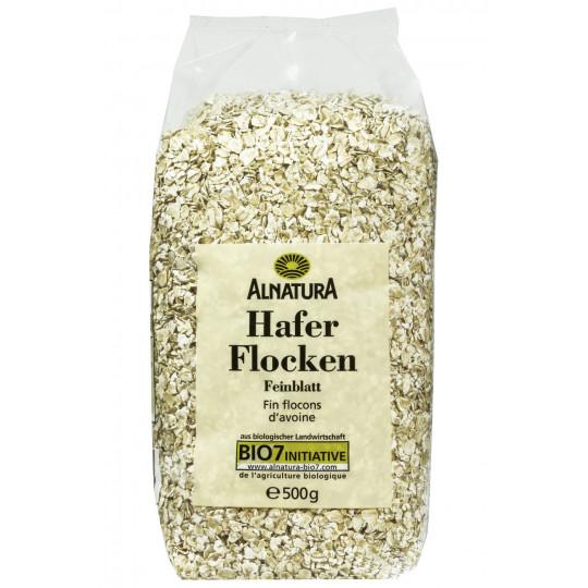Alnatura Bio Haferflocken Feinblatt klein 500 g