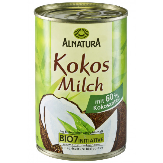 Alnatura Bio Kokos Milch 400ML