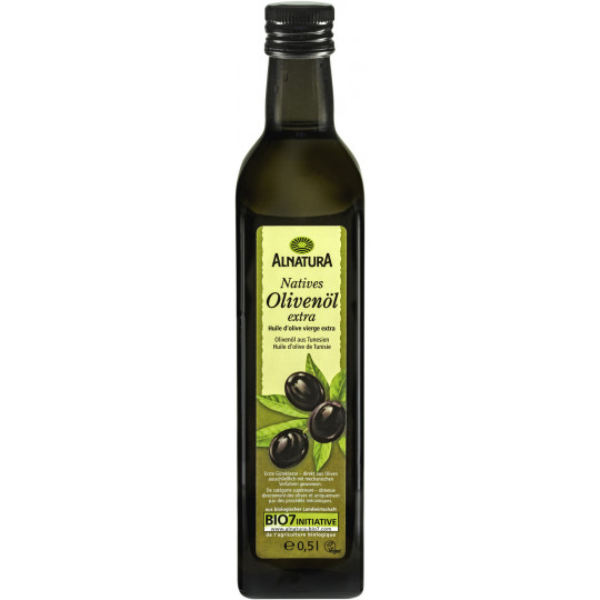 Alnatura Bio Natives Olivenöl Extra 500ML