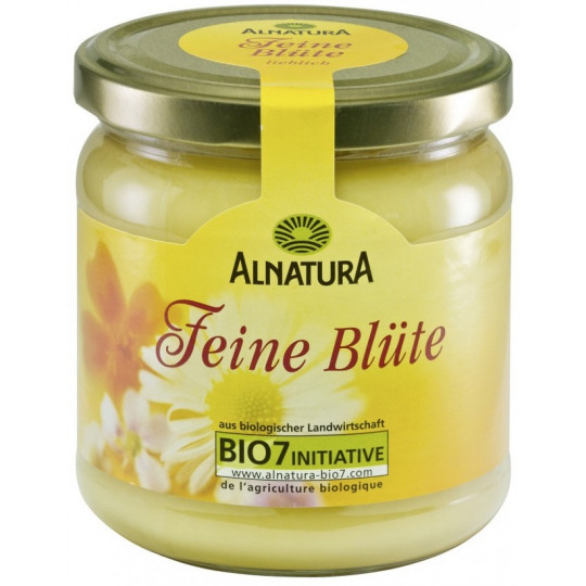 Alnatura Bio Honig Feine Blüte 500 g