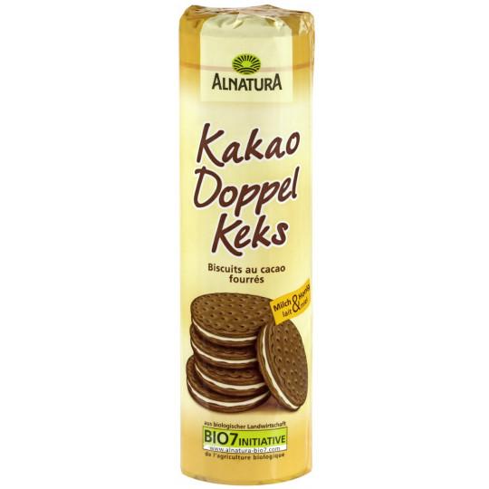 Alnatura Bio Kakao Doppel Keks Milch & Honig 330G