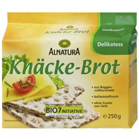 Alnatura Bio Knäcke-Brot Delikatess 250 g