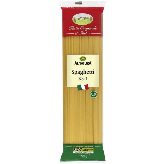 Alnatura Bio Spaghetti 500G