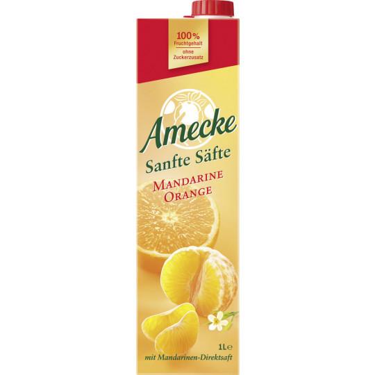 Amecke Sanfte Säfte Mandarine-Orange 1 ltr