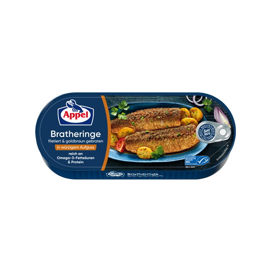 Appel Filetierte Bratheringe 325 g