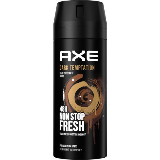 Axe Bodyspray Dark Temptation ohne Aluminiumsalze 150ML