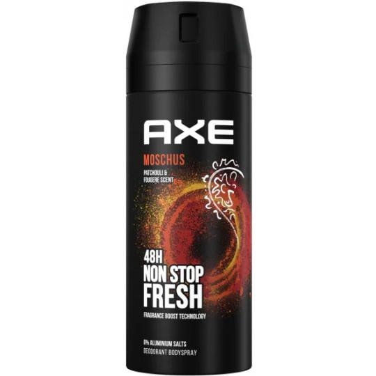 Axe Bodyspray Moschus 150ML