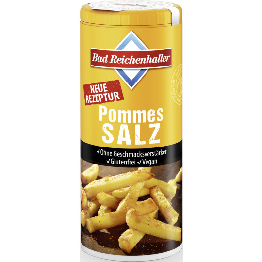 Bad Reichenhaller Pommes Salz 90 g