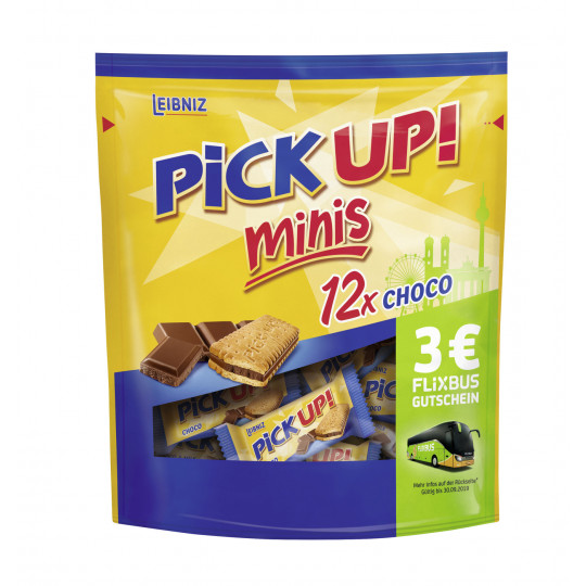 Leibniz Pick UP! Mini Choco 127 g