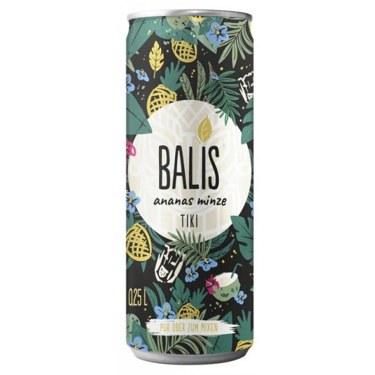 Balis Tiki Ananas Minze Drink 0,25L